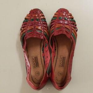 Huaraches Leather